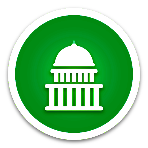 38.Government-Administration Green Button