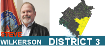 Steve Wilkerson District 3 MegaMenu Image with name BLUE1a
