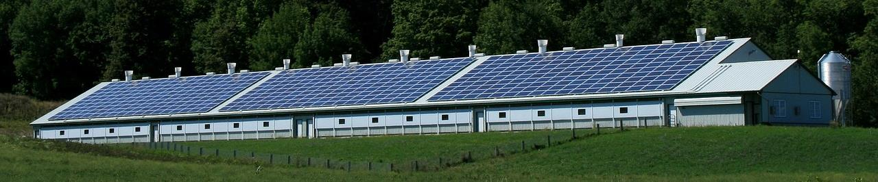 Natural Resources- Solar Power Banner Image