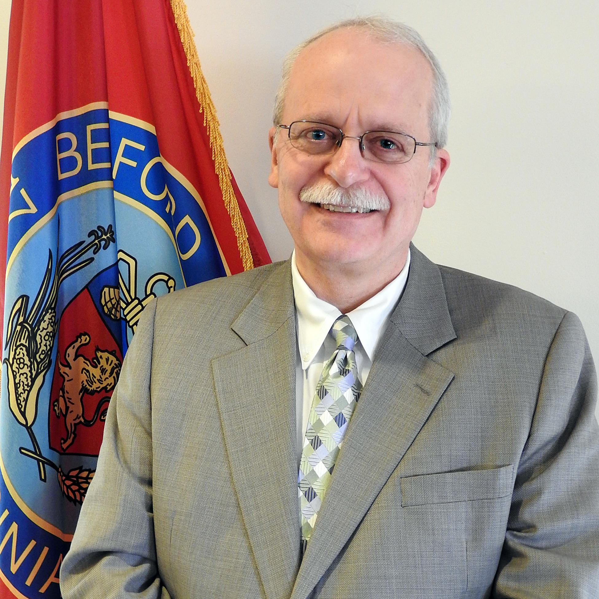 Carl Boggess - County Administrator