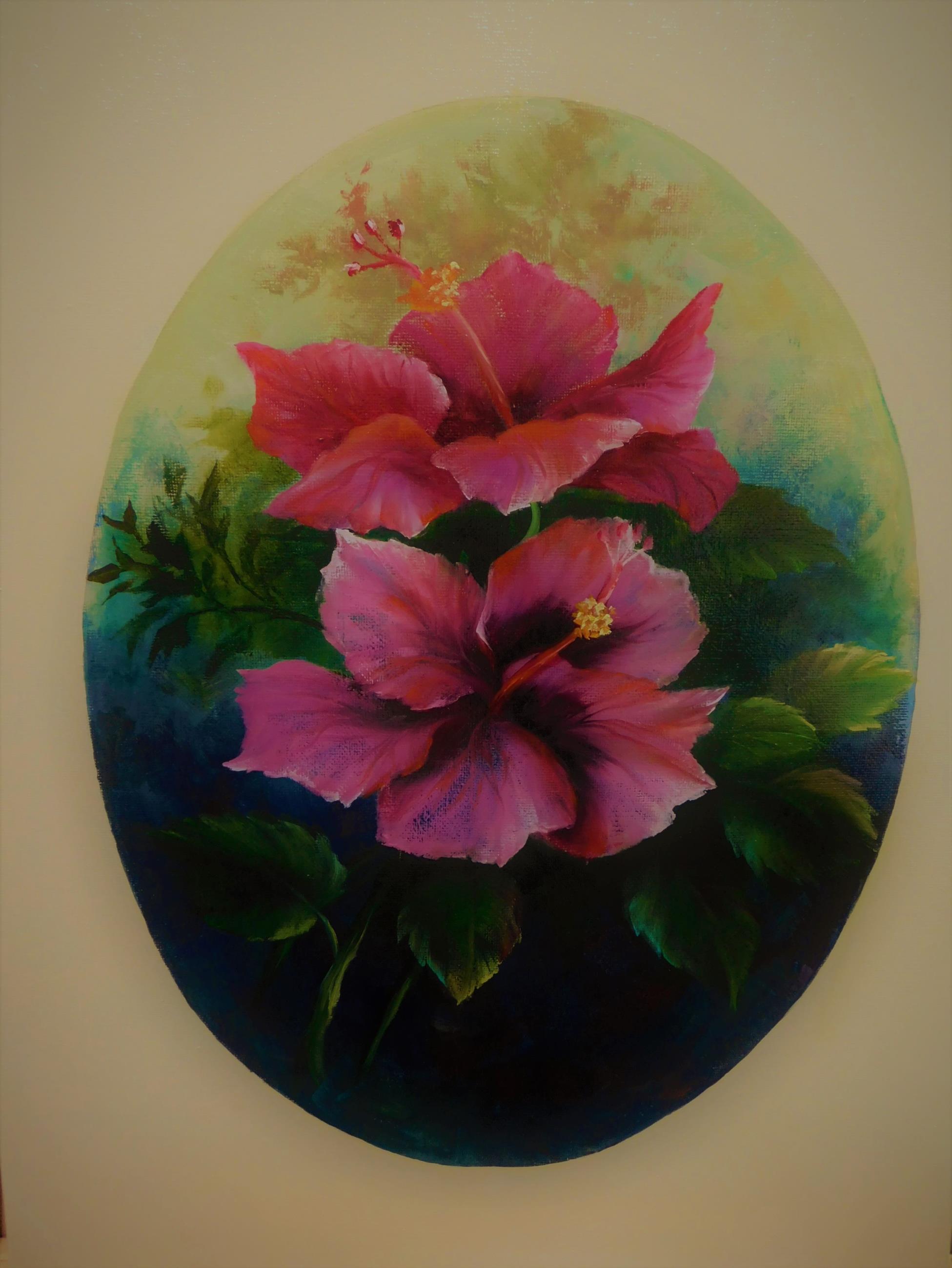 Hibiscus (June)