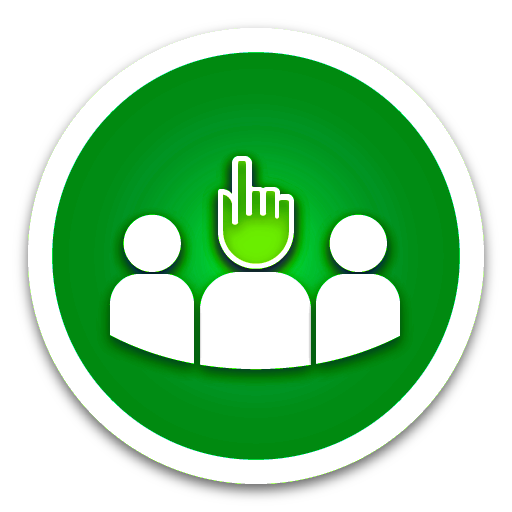 79.Volunteer Green Button