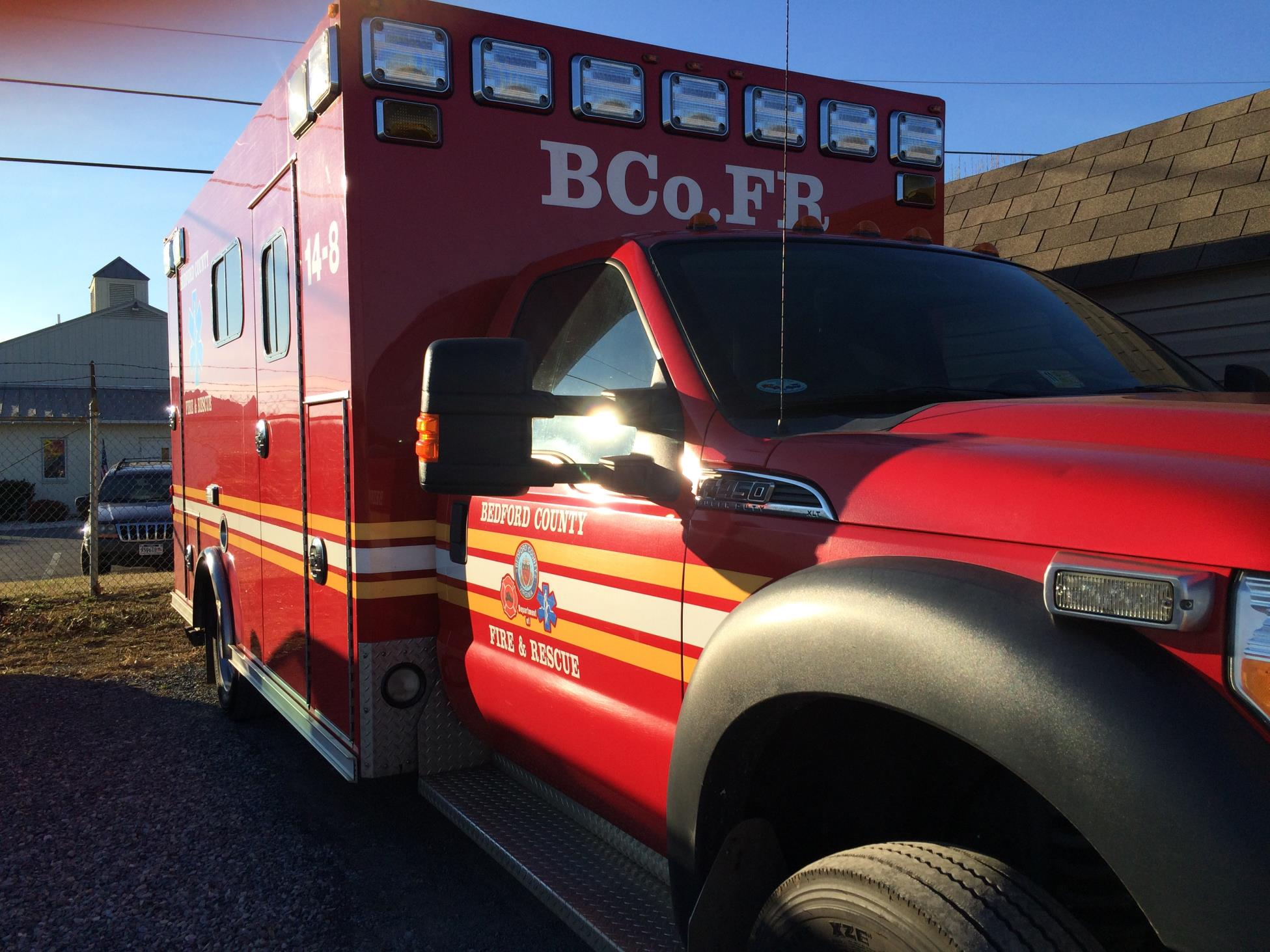 Fire & Rescue | Find a County Department | County of Bedford