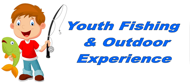 Youth Fishing and Outdoor Experience Logo