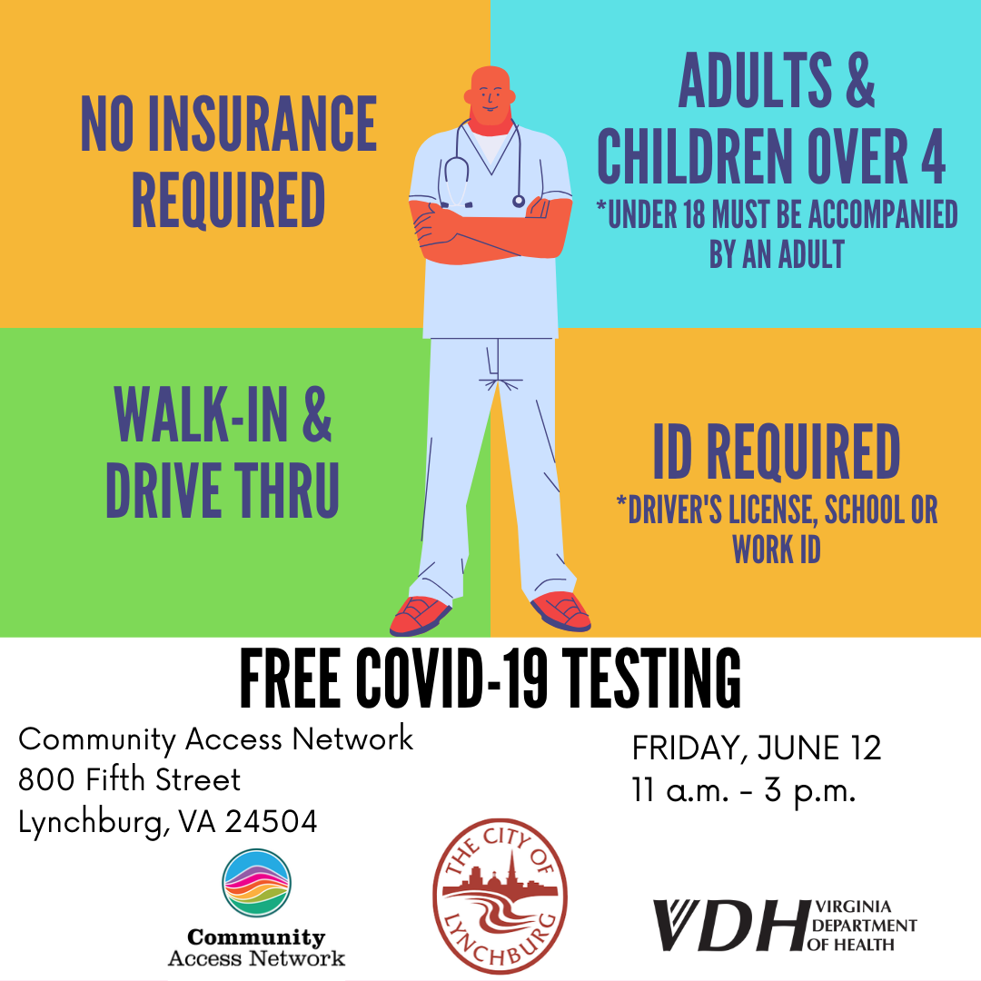 COVID Testing Event